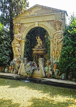 Gregory Dyer - Gala Dali Castle in Pubol Spain