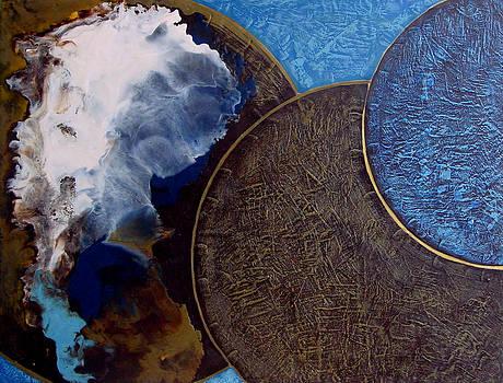 Galactic Consciousness by Carolyn Goodridge