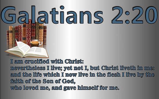 Ricky Jarnagin - Galatians 2 20