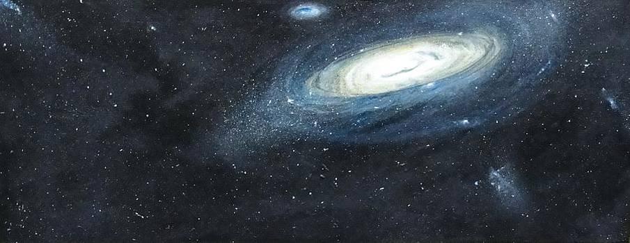 Galaxy 2 by Chris Keenan