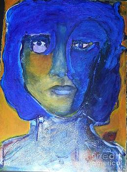 Galaxy Boy by Sandra Bocas