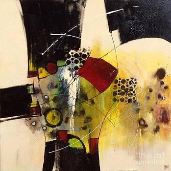 Galaxy Crossing by Elaine Callahan
