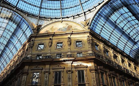 Galleria Vittorio Emanuele by Dany Lison