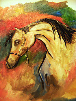 Gallop horse by Sidney Holmes