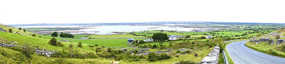 Charlie and Norma Brock - Irish Countryside