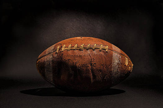 Game Ball by Peter Tellone
