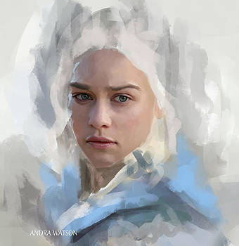 Game of Thrones by Andra Watson