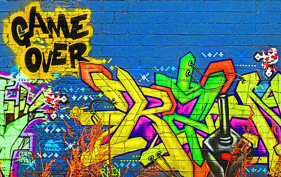 Game Over by JoAnn Lense