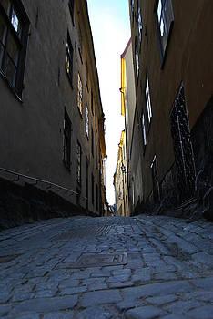 Frederico Borges - Gamla Stan street