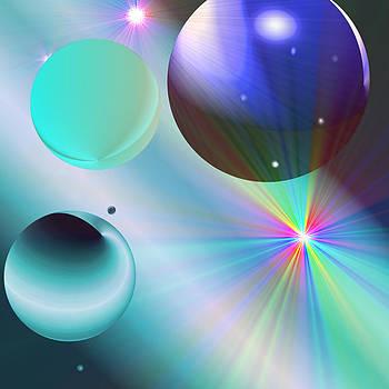 Gamma Ray Burst by Ricky Haug