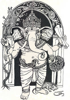 Ganapathi  by Loganathan E