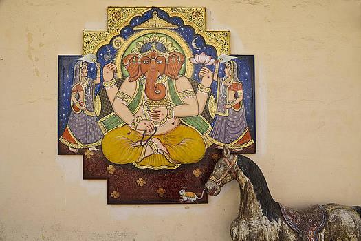 Michele Burgess - Ganesh the Elephant God