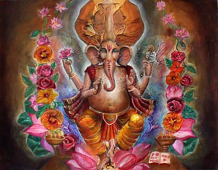 Ganesh by Vera Atlantia