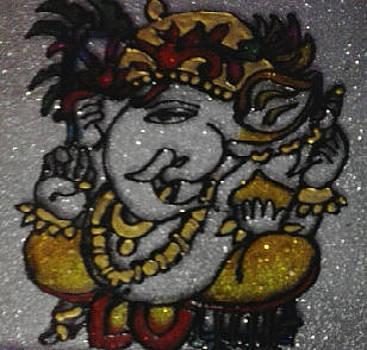 Ganesha by Meghna Suvarna