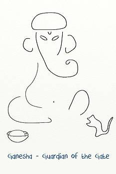 Ganesha by Shiva G