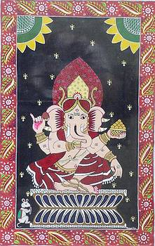 Ganesha The Hindu God by Prasida Yerra