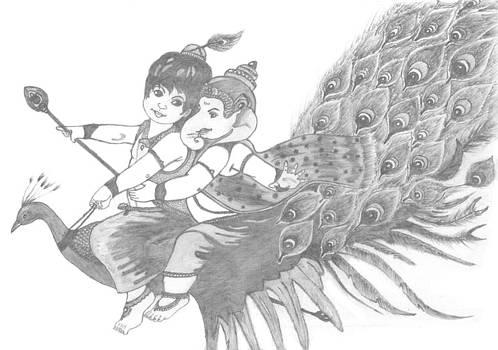 GaneshKarthikeyan by Balaji Perumalla