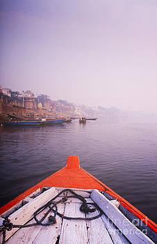 Tim Hester - Ganges River India