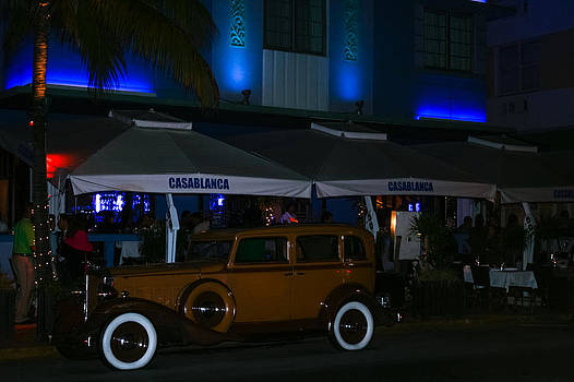 ED GLEICHMAN - Gangsters at Casablanca