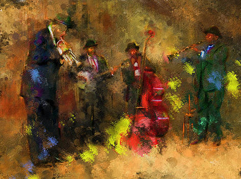 Garage Band by Don Steve