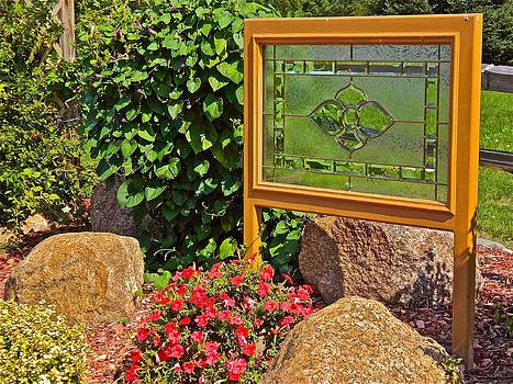 Garden Art by Randy Rosenberger