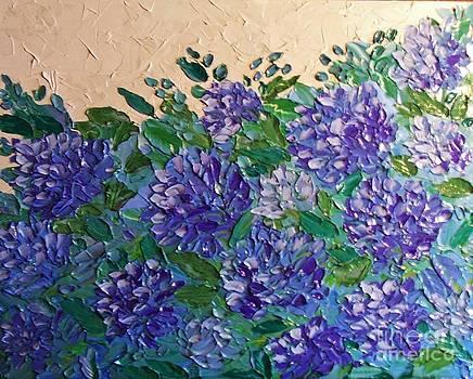 Garden Beauty by Peggy Miller