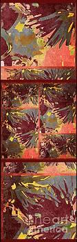 Garden Dahlia Trio 2/3 by Cindy McClung