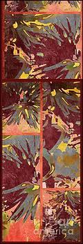 Garden Dahlia Trio 3/3 by Cindy McClung