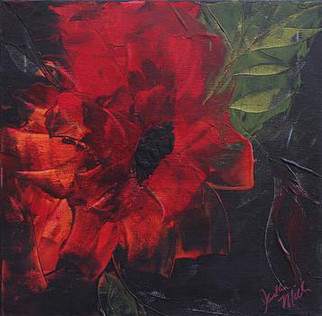 Garden Daisy by Jackie Little Miller