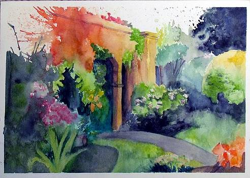 Garden Explosion by Nicole Lane