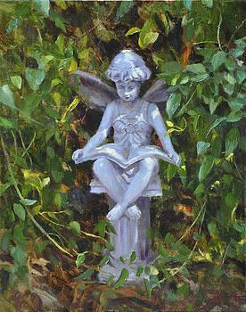 Garden Fairy by Scott Harding