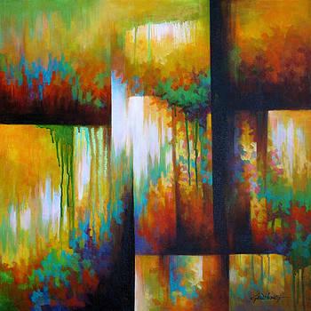 Garden Fantasy by Guo Quan Zheng