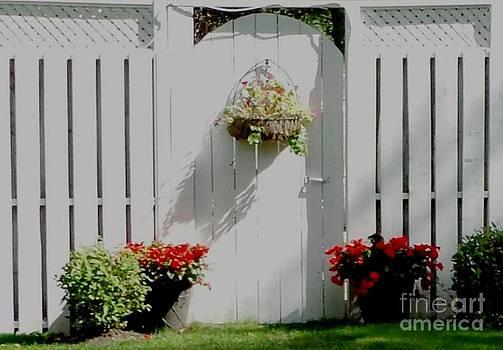Gail Matthews - Garden Gate