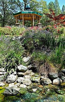 Garden Gazebo by Michele Myers