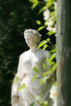 Garden Goddess by Sarah Yost