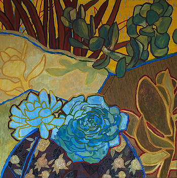 Garden Harmony by Yvonne Gaudet