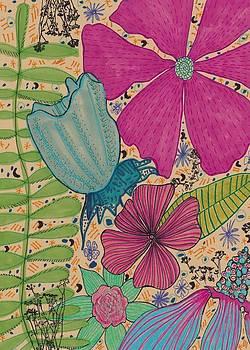 Garden Magic by Rosalina Bojadschijew