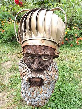 Anastasia Konn - Garden Mask