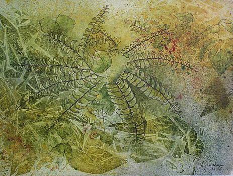 Garden Mist by Patsy Sharpe
