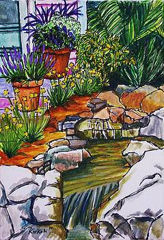 Garden Oasis by Rivkah Singh