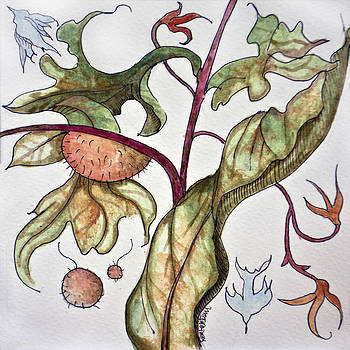 Garden of Adam by Ken Ketchum