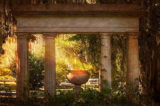 Garden of Resurrection by Mark Andrew Thomas
