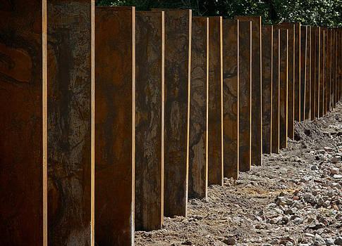 Garden Of Rust by Odd Jeppesen
