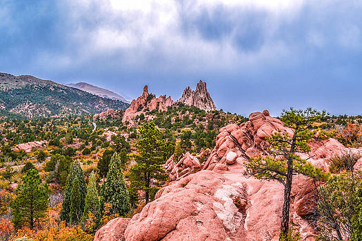 Garden of the Gods by Sergio Aguayo