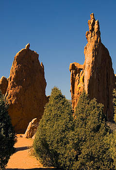 Garden of the Gods by Steve Thompson
