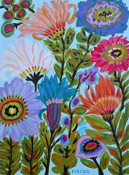 Garden Patch by Karen Fields