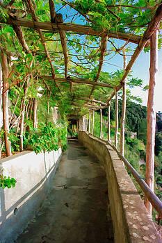 Cliff Wassmann - Garden Path