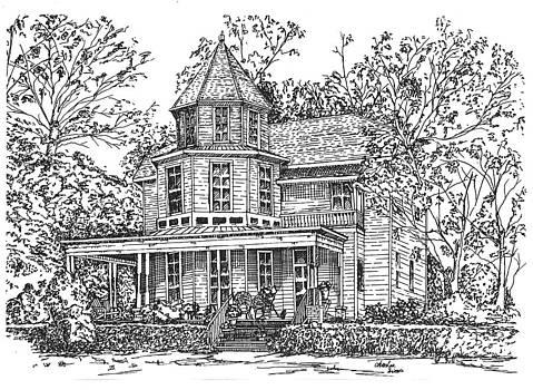 Garden Path Inn by Charles Sims
