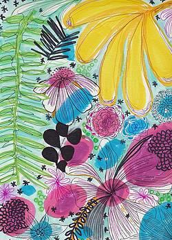 Garden Patterns by Rosalina Bojadschijew