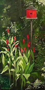 Garden Reds by Carla Dabney